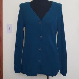 Simply Vera Wang Cardigan Sweater Size XL